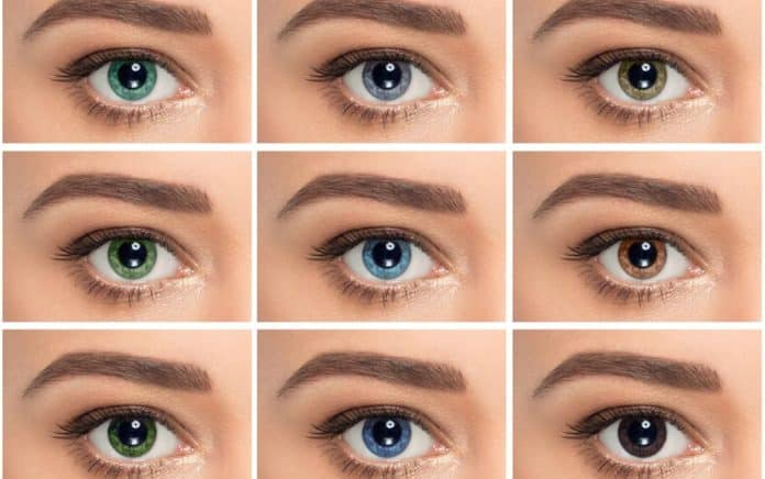 What Your Eye Color Says About Your Personality